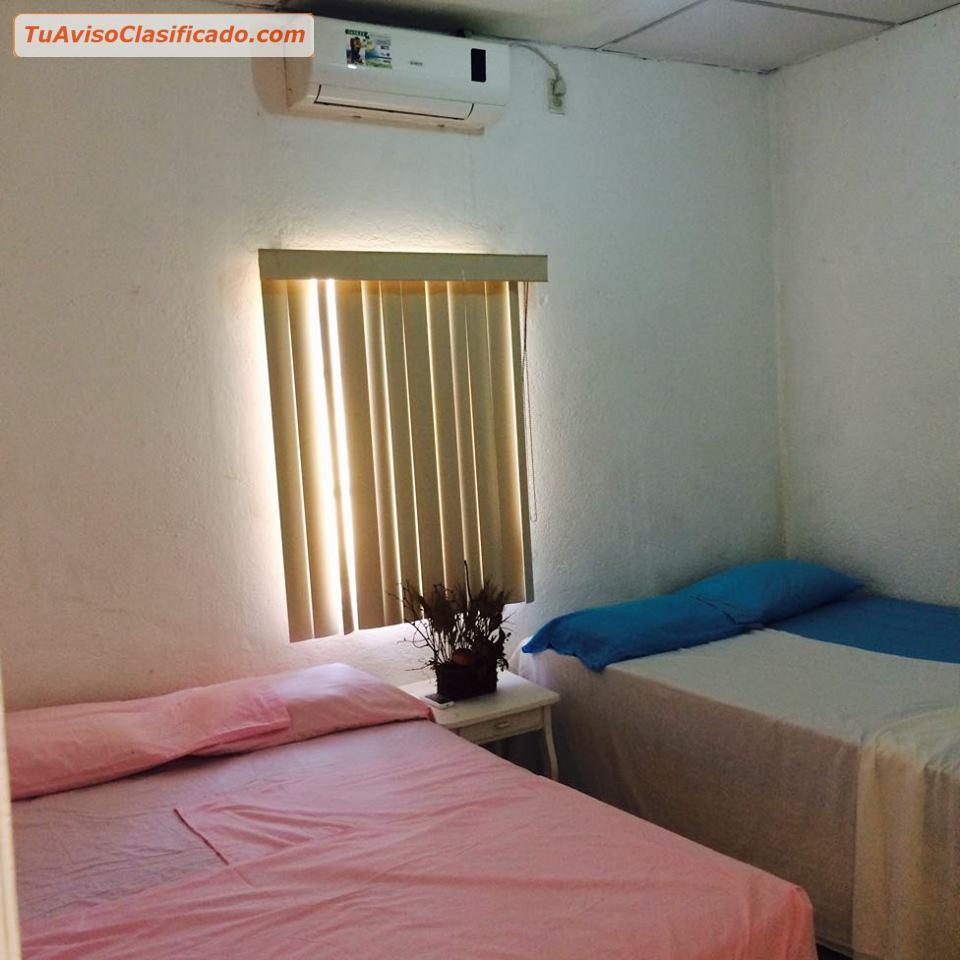 cuartos para estudiantes en casa de familia con entrada