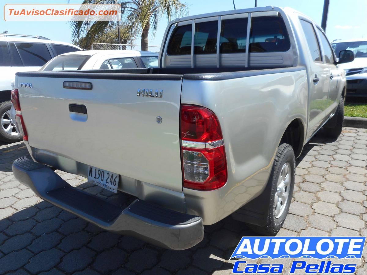 Toyota Hilux Srv13 Autos Camionetas Y Motos Carro Toyotas Usados En Guatemala Hilux13 20500