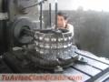 Meelko Prensa de briquetas de carbón 10Ton / hr MKBC10