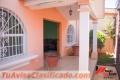 Se vende casa céntrica en la ciudad de Masaya-Nicaragua.
