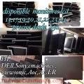 Venta de computadoras y monitores lcd