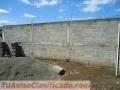 VENTA DE TERRENO DE 10X30, CON MUROS CONSTRUIDOS CEL. 8247-5760