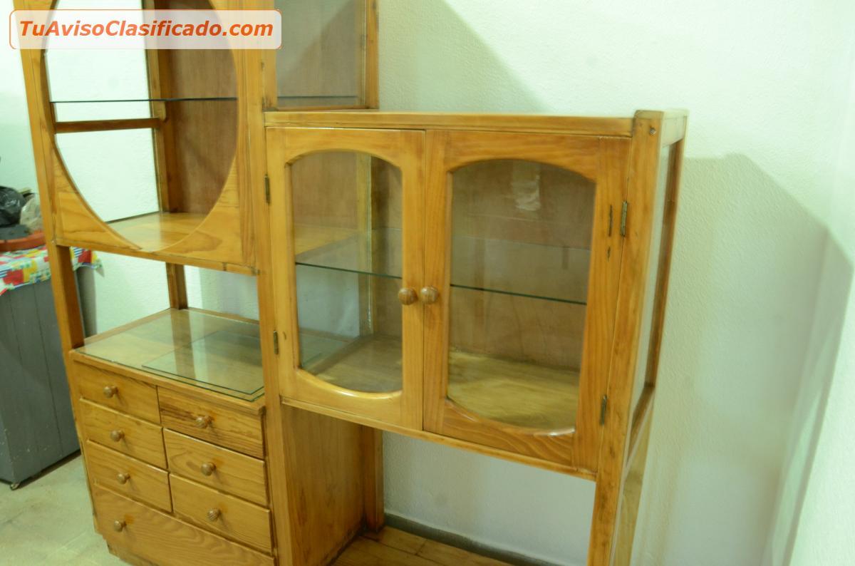 Vendo escritorio de oficina en l art culos de oficina y for Vendo bar de madera